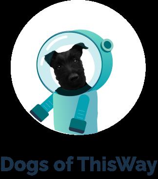 ThisWay Global's mascot: Scotty